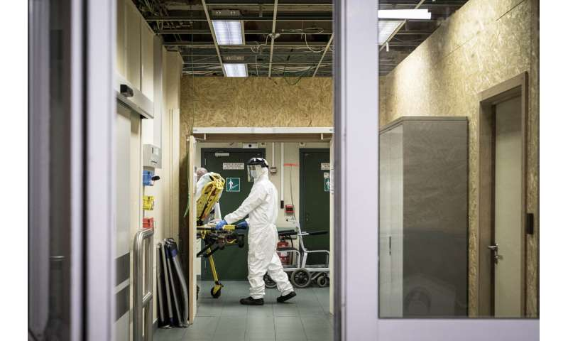 Belgian virus cases continue their rise; lockdown considered