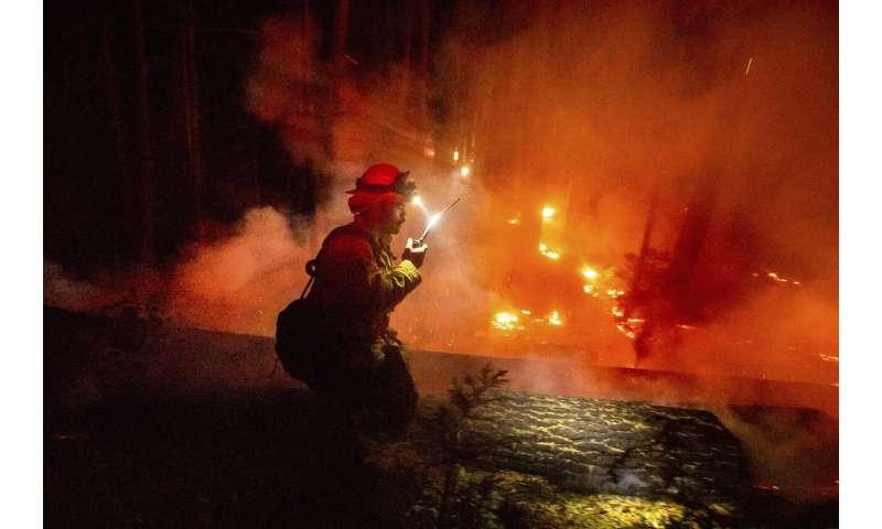 California fires bring more chopper rescues, power shutoffs