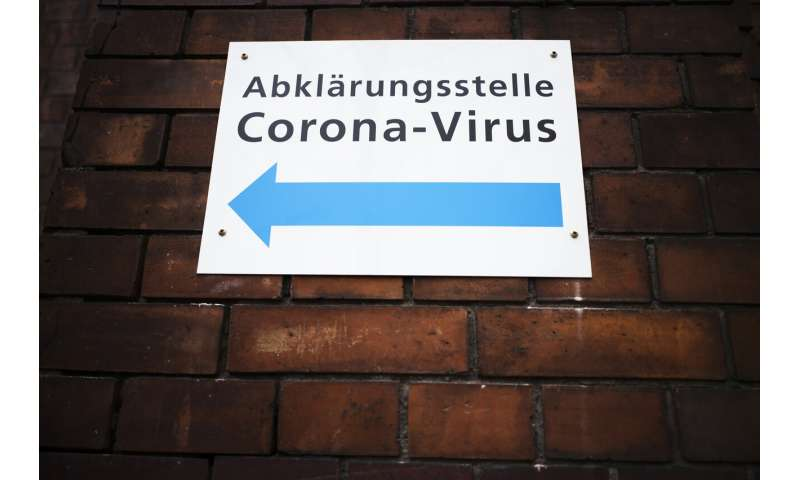 Experts: Rapid testing helps explain few German virus deaths