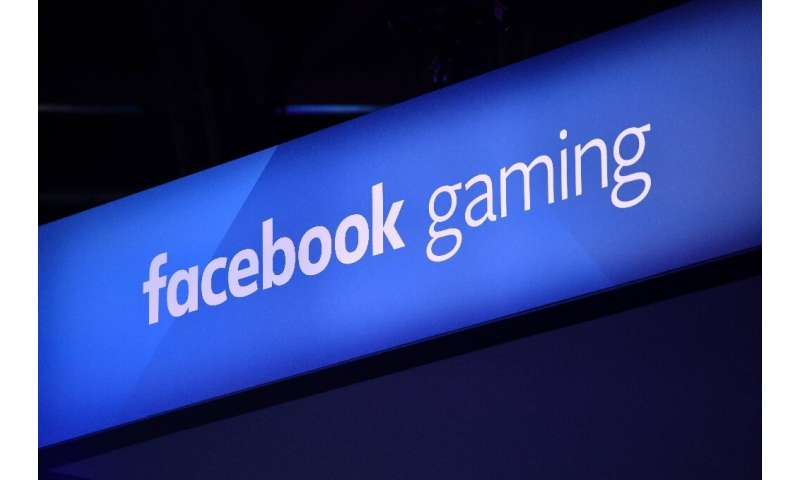 Facebook said it expects many of the users who already play games on its platform to use a standalone gaming app to watch or par