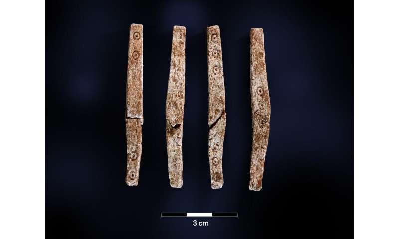 Gaming in the Roman Iron Age