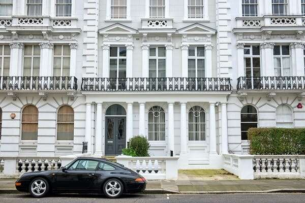 How the super rich conquered London