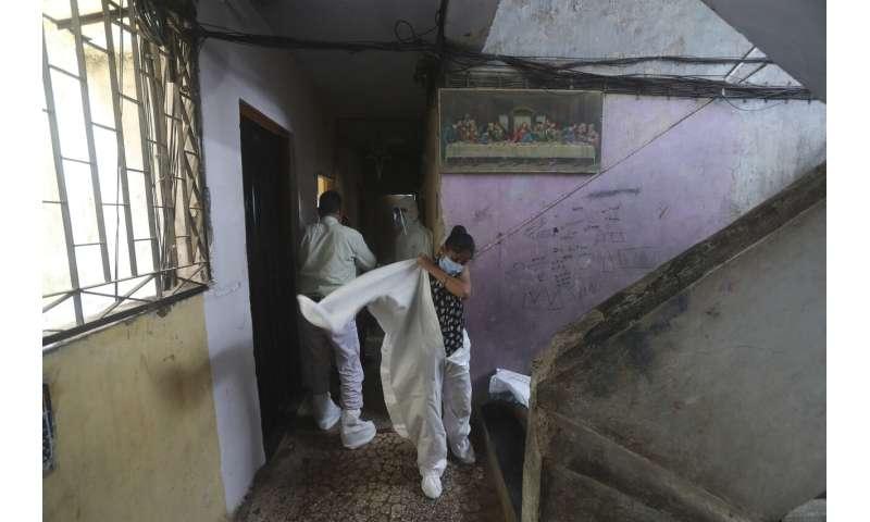 India hits 1 million virus cases, nations battle flare-ups