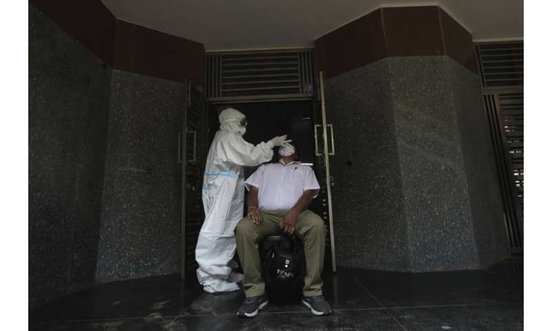 India now 2nd worst-hit country by virus amid economic pain