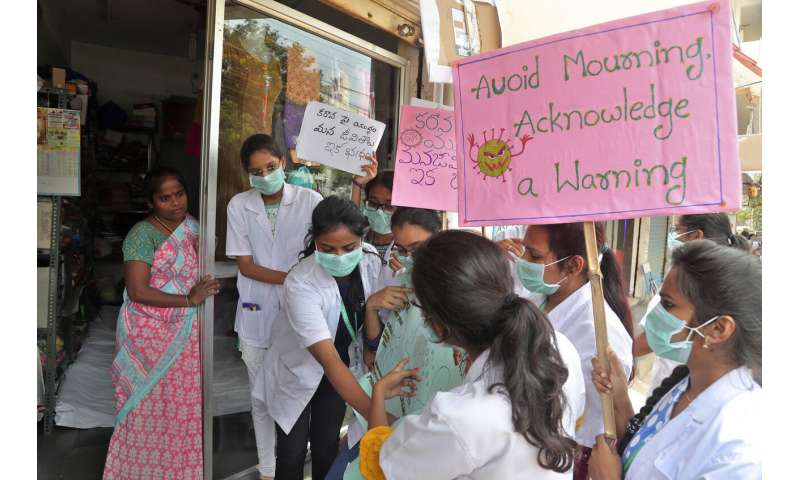 India's beleaguered health system braces for virus surge