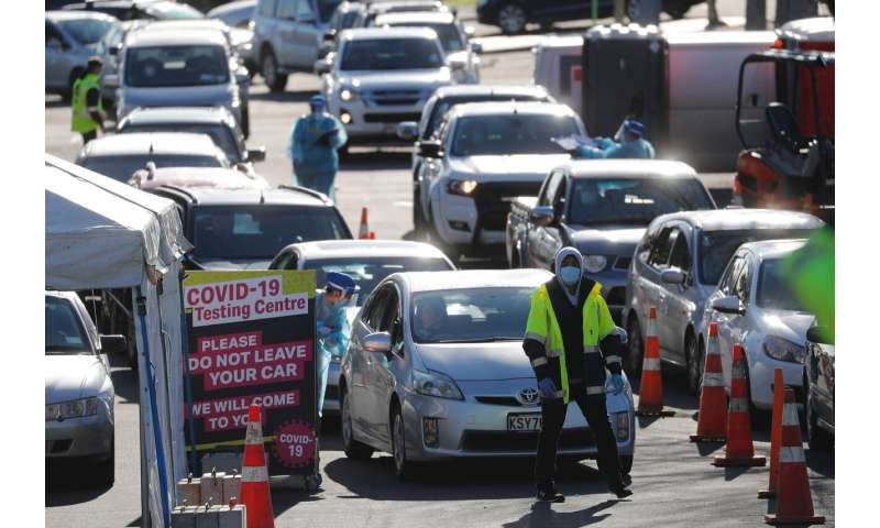 New Zealand extends Auckland lockdown as virus cluster grows