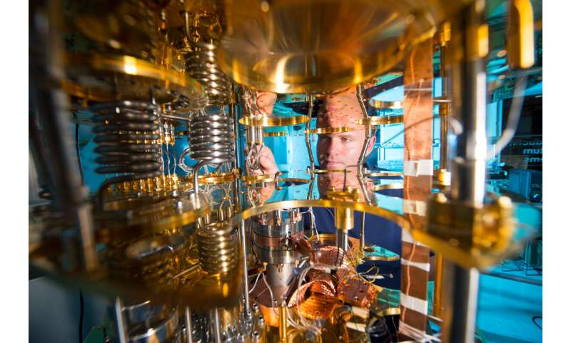 Particle accelerator technology could solve one of the most vexing problems in building quantum computers