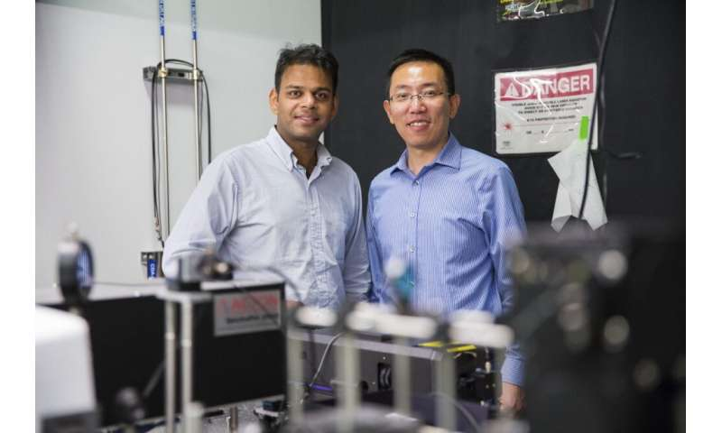 Penn engineers develop first tunable, chip-based 'vortex microlaser' and detector