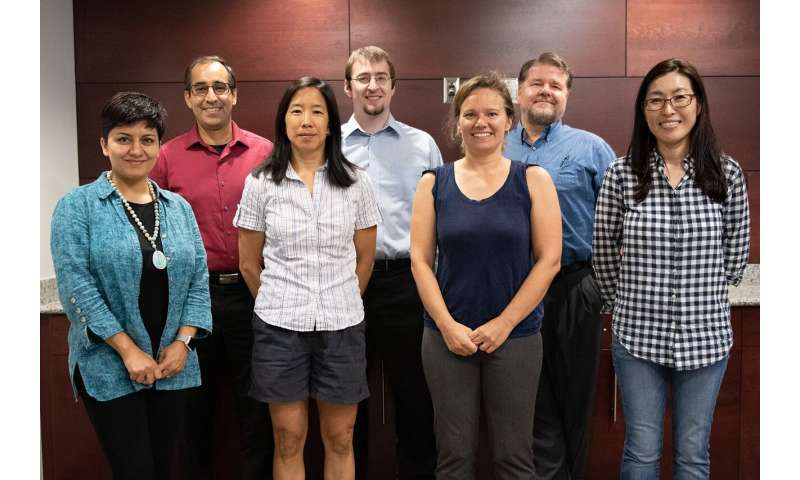 Research team works to develop new ways to detect air pollutants