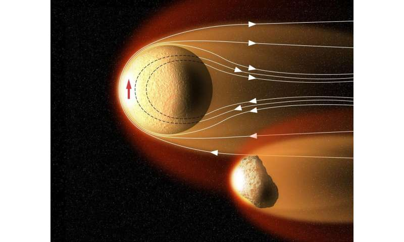 Rochester researchers uncover key clues about the solar system's history
