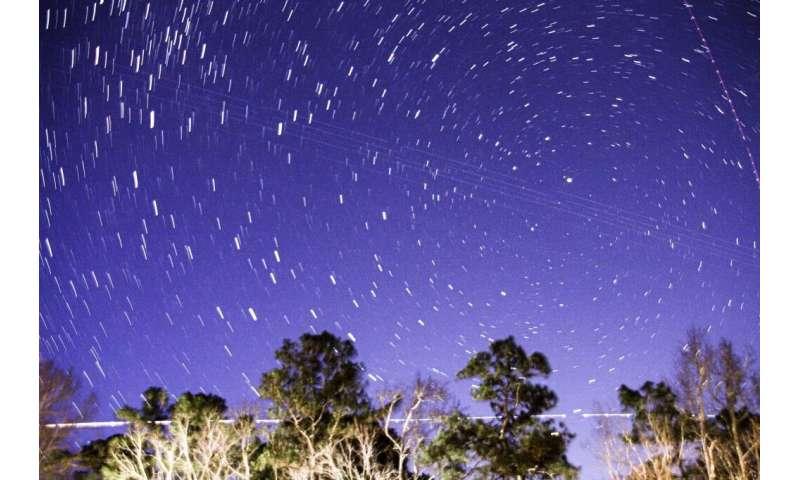 Stalking Starlink's 'DarkSat'