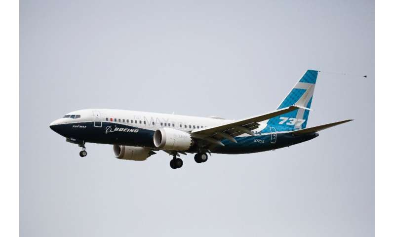 The Boeing 737 MAX has been grounded worldwide since 2019 following two deadly crashes