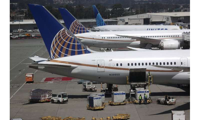 United Airlines warns of even deeper layoffs than previously discussed because of weakening demand due to the latest coronavirus