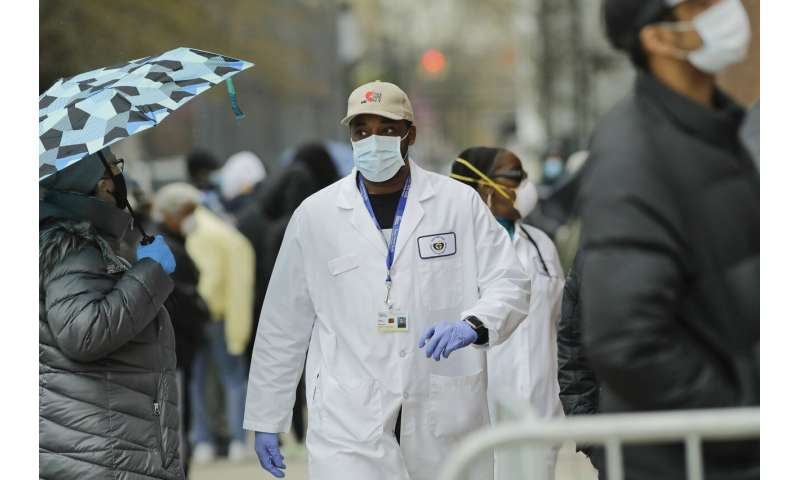 'Unprecedented:' Seeking an army to trace virus in New York