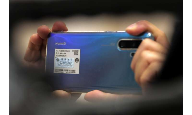 U.S. restriction on chipmakers deals critical blow to Huawei