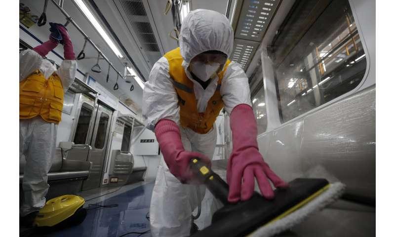 Virus cluster around Seoul call center raises S. Korea alarm