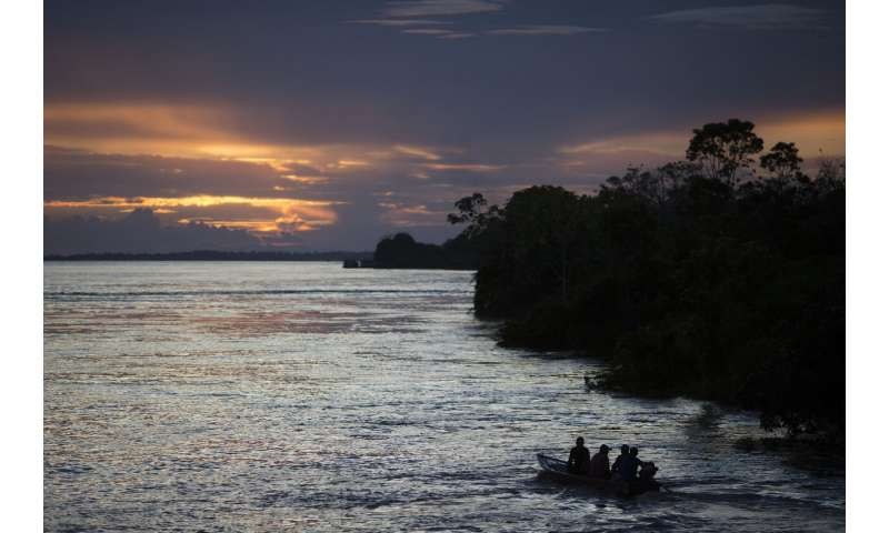 Virus heads upriver in Brazil Amazon, sickens native people