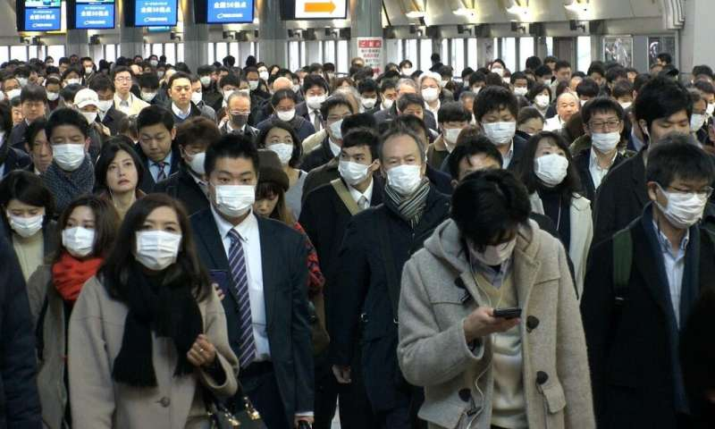 Coronavirus: could it be burning out after 20% of a population is infected?