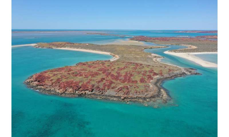 Researchers uncover an ancient Aboriginal archaeological site preserved on the seabed