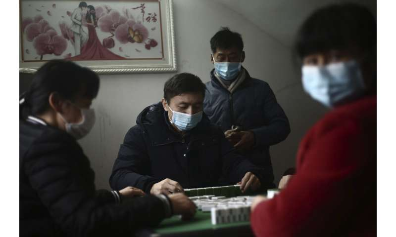 China locked down 50 million people and has to keep them fed