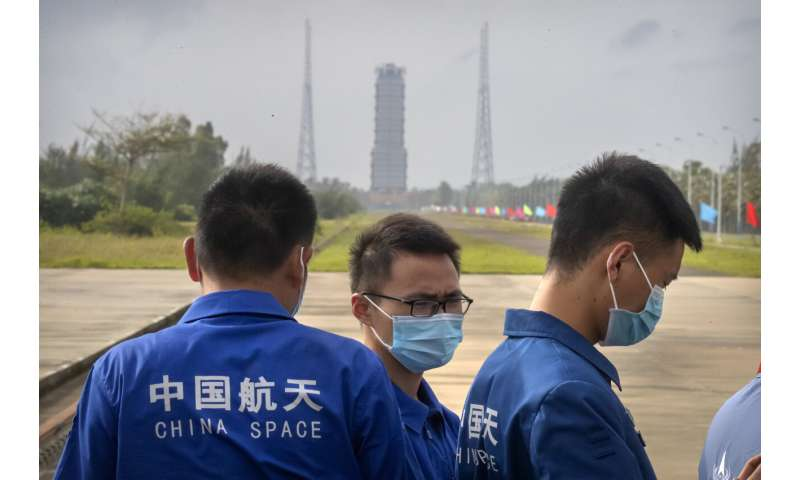 China prepping for mission to bring back material from moon