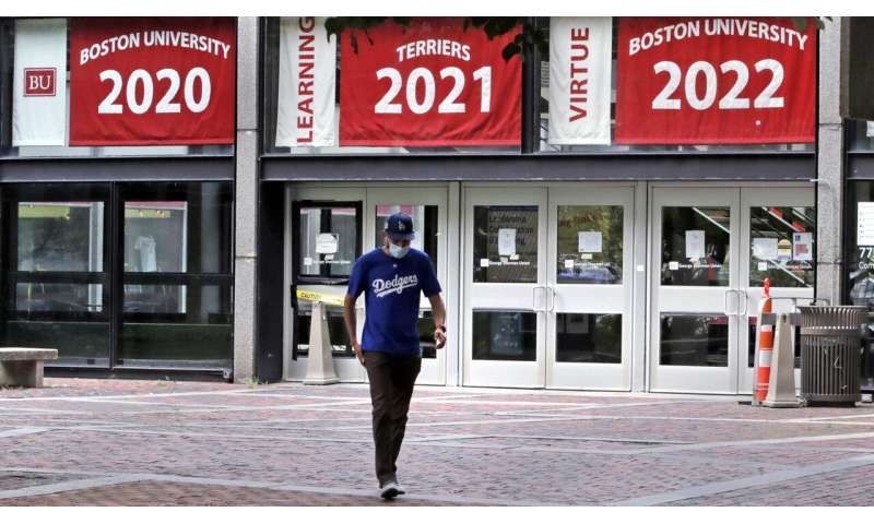 Colleges plan for virus testing, but strategies vary widely
