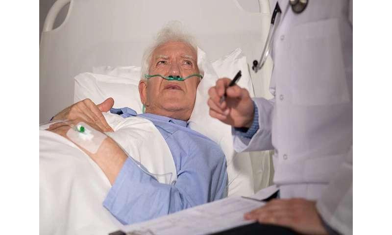 Особенности протекания коронавируса у пожилых