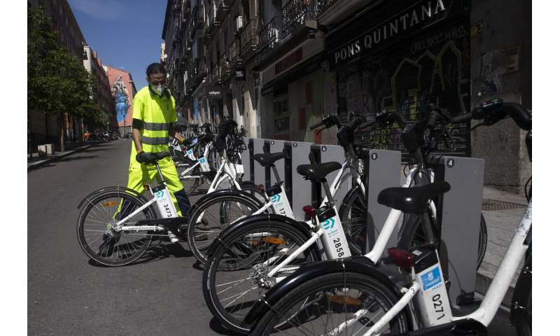 Cycle power: Bikes emerge as a post-lockdown commuter option