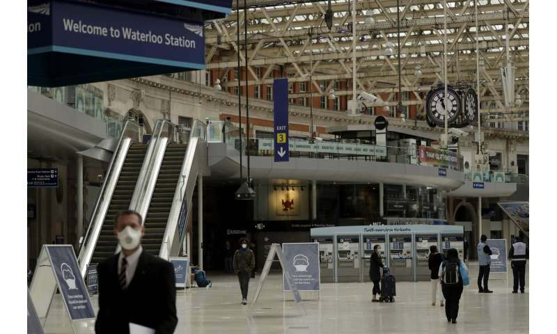 Face coverings to be mandated on public transport in England