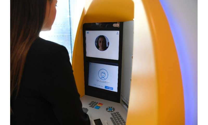 Facial recognition technology can help make our lives more convenient and add security, such as at ATMs used by Spain's CaixaBan