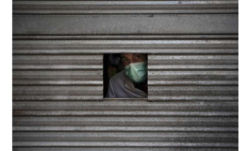 Faint glimmers of hope as virus deaths slow in places