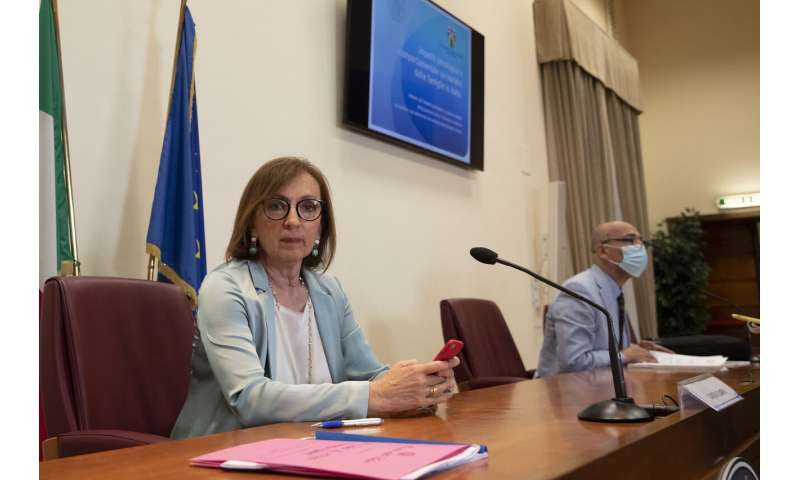 Italy survey finds irritability, anxiety in locked-down kids