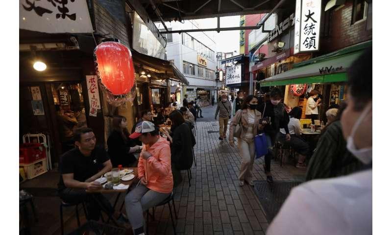 موارد ویروس روزانه ژاپن از رکورد قبلی گذشته گذشته است