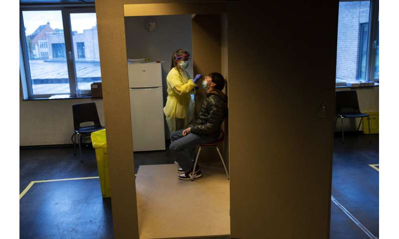 More masks, less play: Europe tightens rules as virus surges