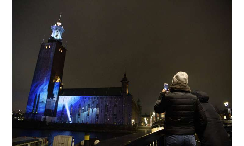 Nobel ceremonies go low-key this year because of coronavirus