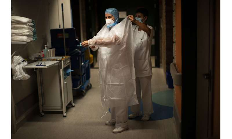 Restrictions tightened, but no new virus lockdown in Belgium
