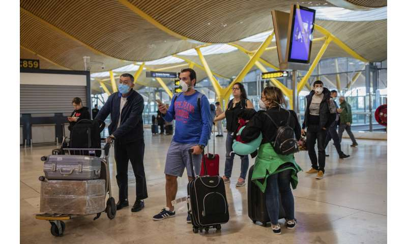 Spain to declare state of emergency over virus outbreak
