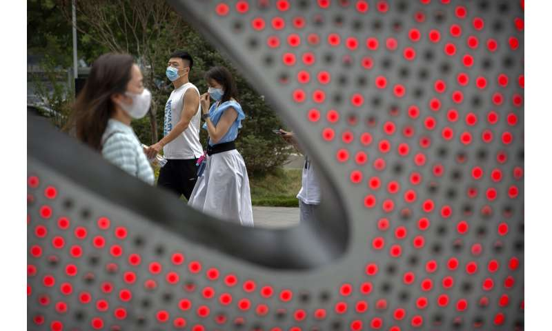 US virus cases surge to highest level in 2 months