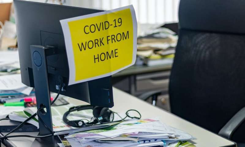 Working from home? Why detachment is crucial for mental health