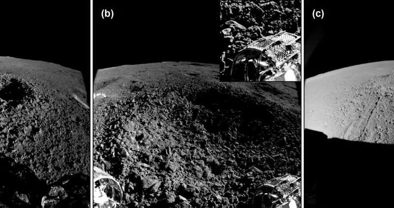 Study reveals composition of 'gel-like' substance discovered by Chang'e-4 rover on moon's far side