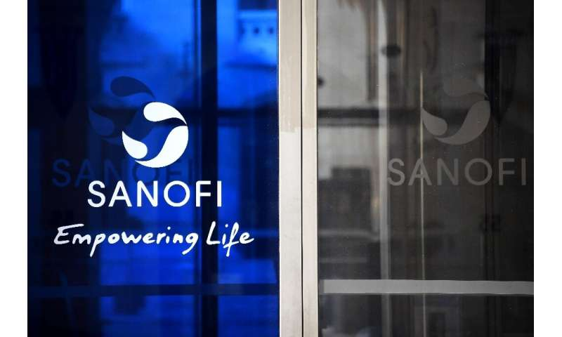 The coronavirus pandemic has boosted the profit of French pharma giant Sanofi