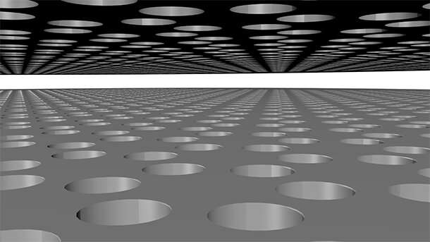 "Researchers apply nanoscale graphene ""magic"" angle to acoustics"