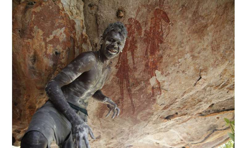 Wasp nests used to date ancient Kimberley rock art