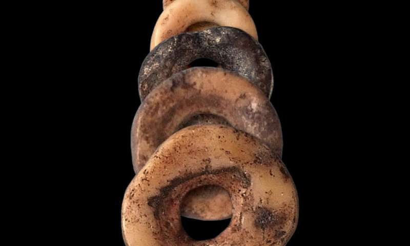 Stone-age 'likes': Study establishes eggshell beads exchanged over 30,000 years