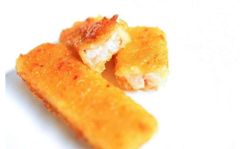 Saving the world with fish fingers