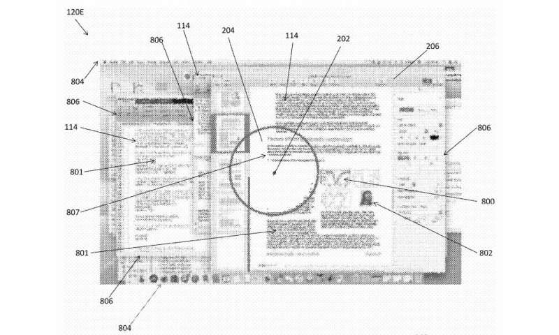 Apple to patent snoop-proof screens