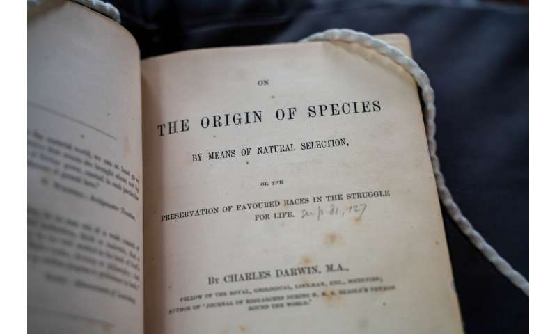One of Darwin's evolution theories finally proved by Cambridge researcher