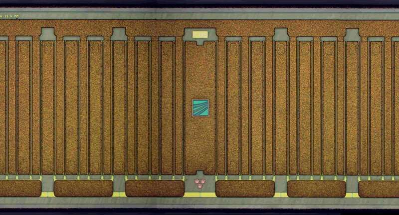 High-frequency transistors achieve record efficiency at 100 volts