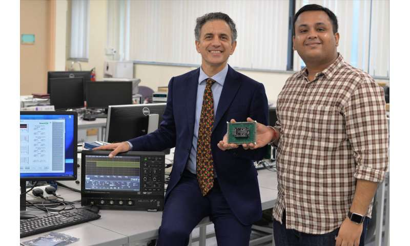 Engineers invent self-healing and self-concealing silicon chip 'fingerprint' for stronger hardware security at low cost