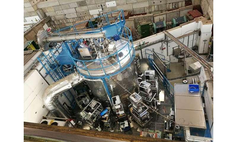 Chamber measurement standards established for fine particles